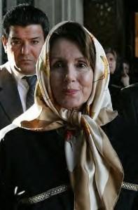 Pelosi hijab