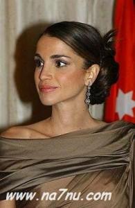 Queen Rania of Jordon